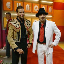 """Kiedyś gwiazdy TV, a dziś? Conrado Moreno, przystojny Hiszpan z """"Europa da się lubić"""""""