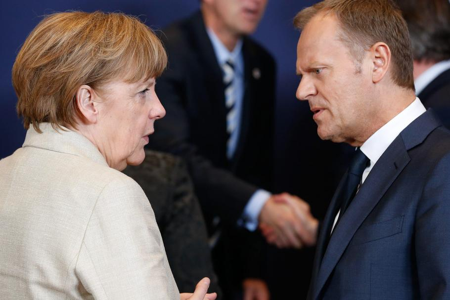 EU leaders meet for migration summit