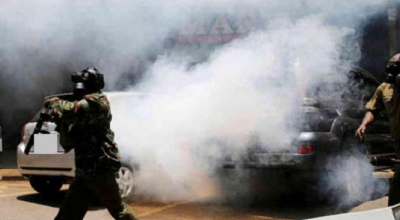 DP Ruto's allies teargassed as police disrupt rally