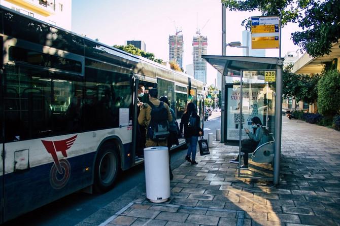 Neobična scena zabeležena u gradskom prevozu