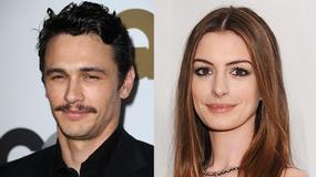 Hathaway i Franco poprowadzą Oscary