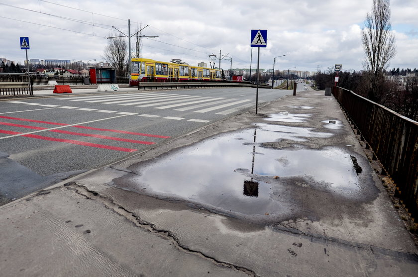 Wiadukt na ul. Przybyszewskiego będzie przebudowany