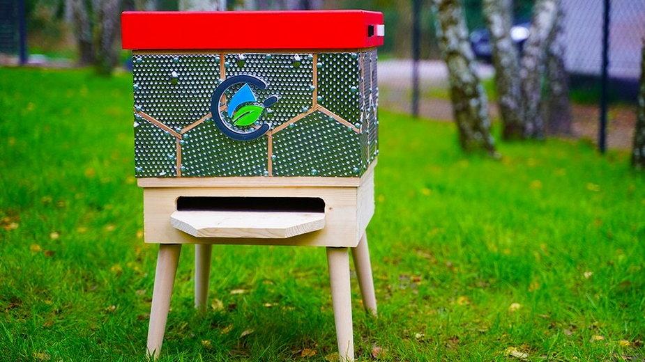 Ule z recyklingu staną w polskich miastach, fot. mat. prasowe Odzyskaj Środowisko