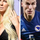 OVO JE PORUKA ZBOG KOJE JE DUŠKO EKSPLODIRAO Jelena i Vranješ su se dopisivali u novogodišnjoj noći dok je Duško davao izjave medijima