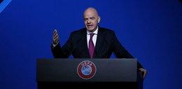 Problemy szefa FIFA . Wszczęto postępowanie przeciwko Infantino