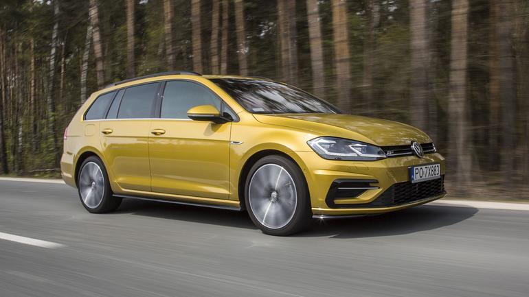 Volkswagen Golf Variant 1.4 TSI - uniwersalny jak zawsze