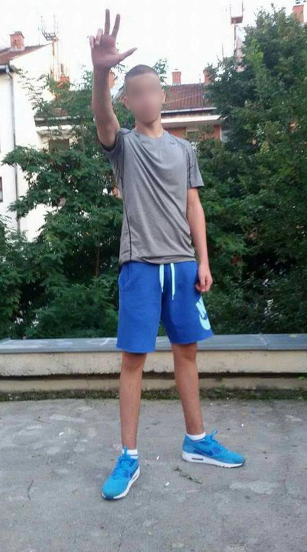 ognjen foto Facebook Ognjen Terzić