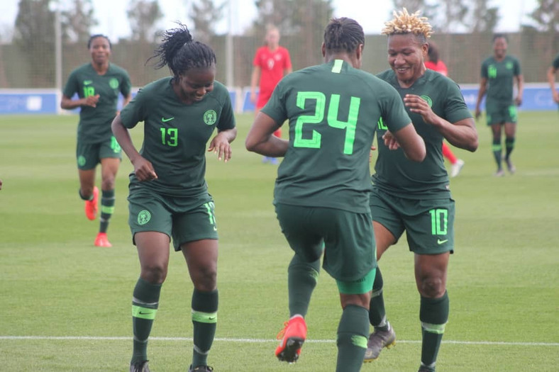 Super Falcons of Nigeria (Twitter/Super Falcons of Nigeria)