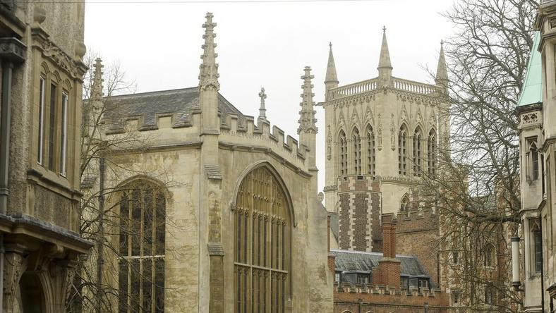 Prestiżowy brytyjski Uniwersytet Cambridge