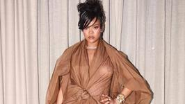 Rihanna w okropnej stylizacji. Co ona ma na sobie?! Koszmar goni koszmar