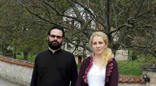 Prota Nikola i njegova supruga Marija
