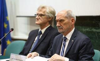 Macierewicz o wyroku ws. Arabskiego: Symboliczny, dobrze się stało, że został skazany