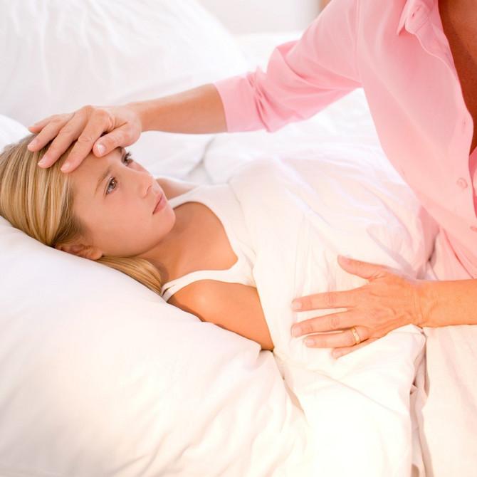 Dete se obično žali na bol u grlu, malaksalo je i ima visoku temperaturu