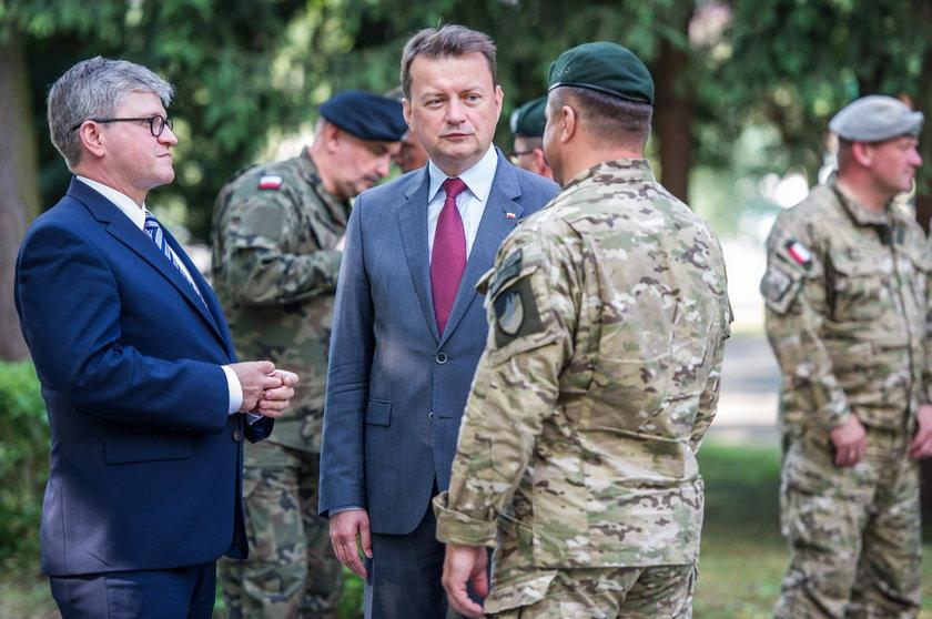Mariusz Błaszczak ogłosił niedawno utworzenie IV dywizji