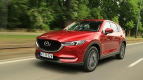 Mazda CX-5 Skyactiv-D 2.2 - chce się całować | TEST