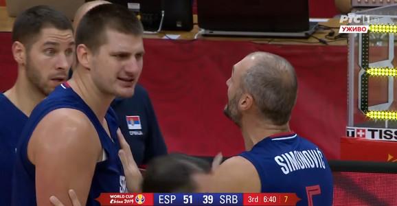 Ni Marko Simonović nije uspeo da ga smiri