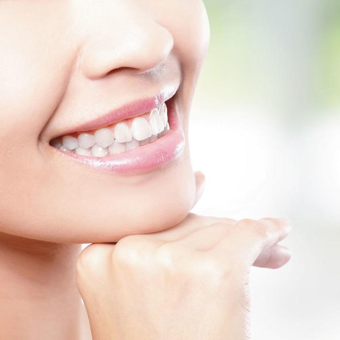 Za lep osmeh važno su zdravi zubi