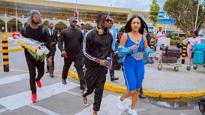 Tanasha forced to act after getting bullied by Tanzanians