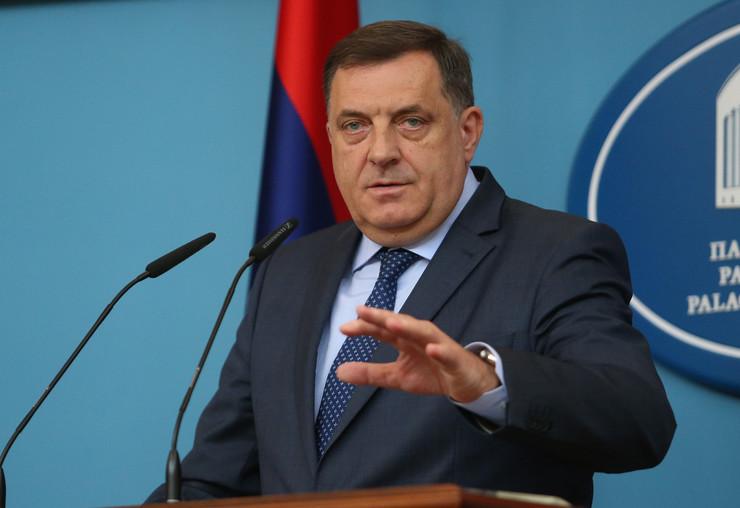 Milorad Dodik predsednik Republike Srpske