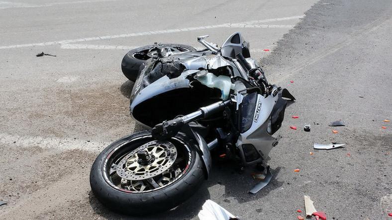 Motorbaleset történt a Corvin negyednél / Illusztráció: Shutterstock