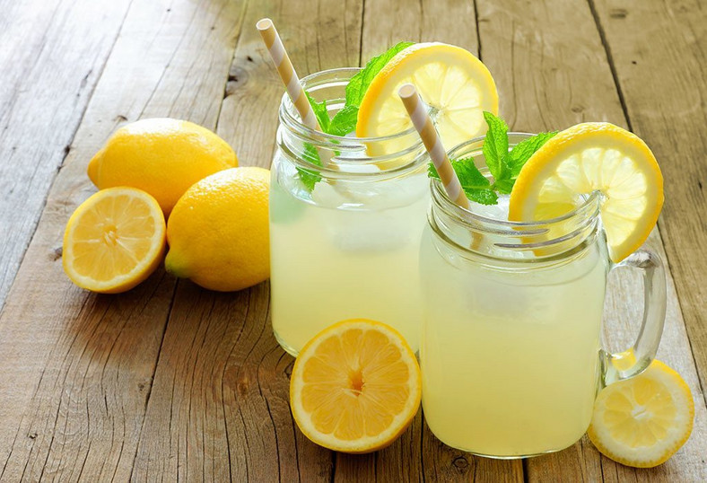 Lemon drinks are low in calories and can promote fullness [The Jakarta Post]