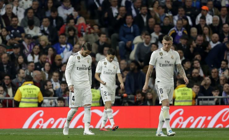 FK Real Madrid, FK Barselona