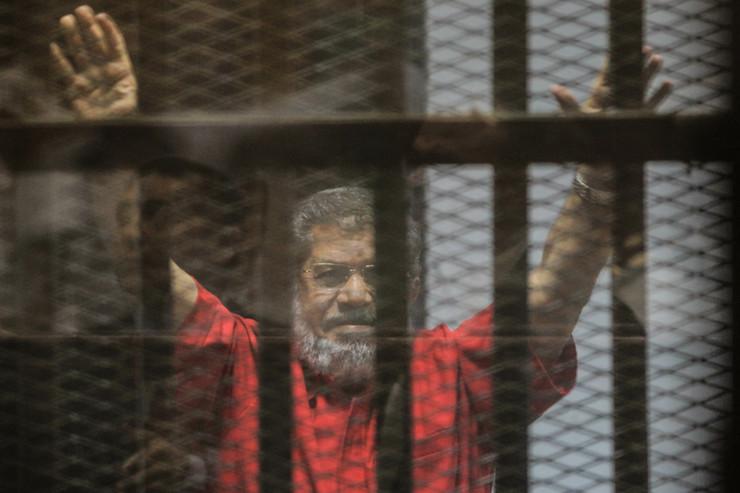 Mohamed Morsi, EPA   MOHAMED HOSSAM
