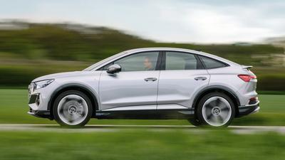 Nowe Audi Q4 e-tron –e-tron w zasięgu ręki
