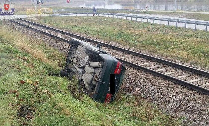 Kierowca miał  ponad trzy promile alkoholu w organizmie