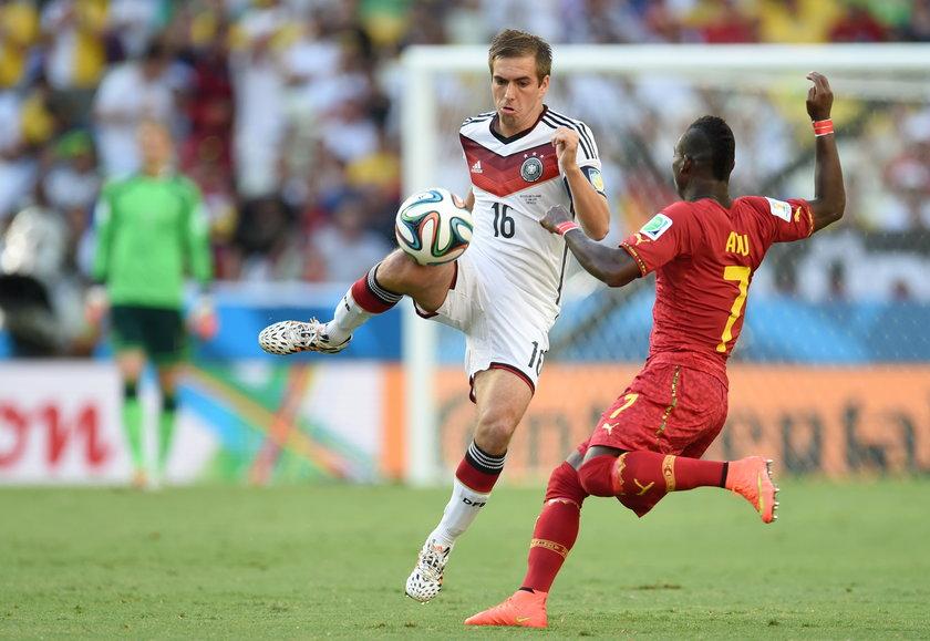 Philipp Lahm nie wróci do kadry Niemiec
