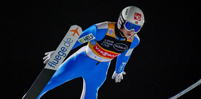 Puchar Świata w skokach. Zwycięstwo Johanssona w Lahti. Upadek Graneruda. Polacy daleko