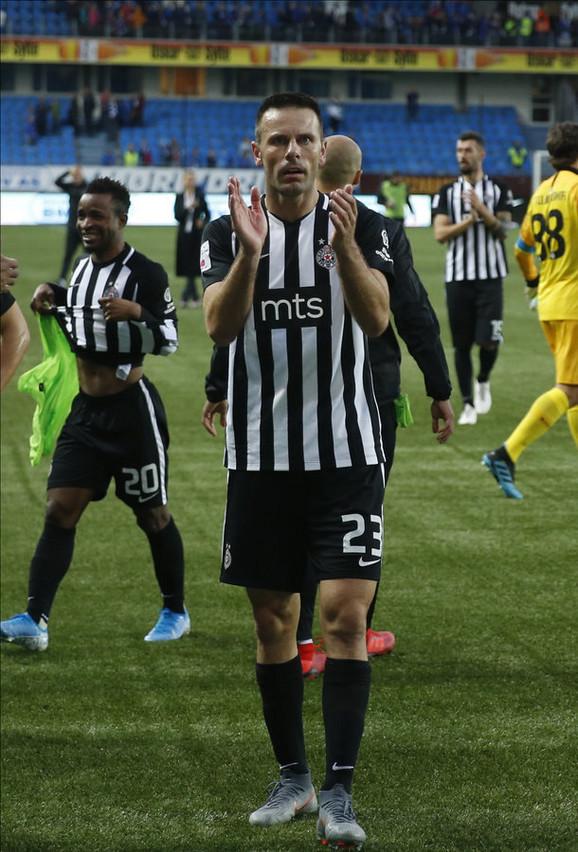 Molde, Partizan