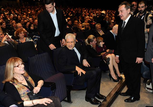 Otvaranju jubilarnog Festa prusustvovao je predsednik Srbije Boris Tadić