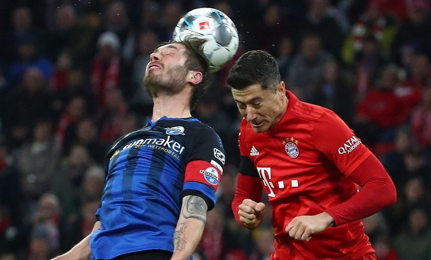 Bayern Munich v SC Paderborn