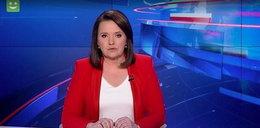 """Danuta Holecka wróciła do """"Wiadomości"""". Jeden szczegół od razu przykuł uwagę"""
