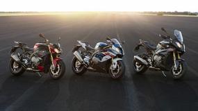Motocyklowe premiery BMW na targach Intermot