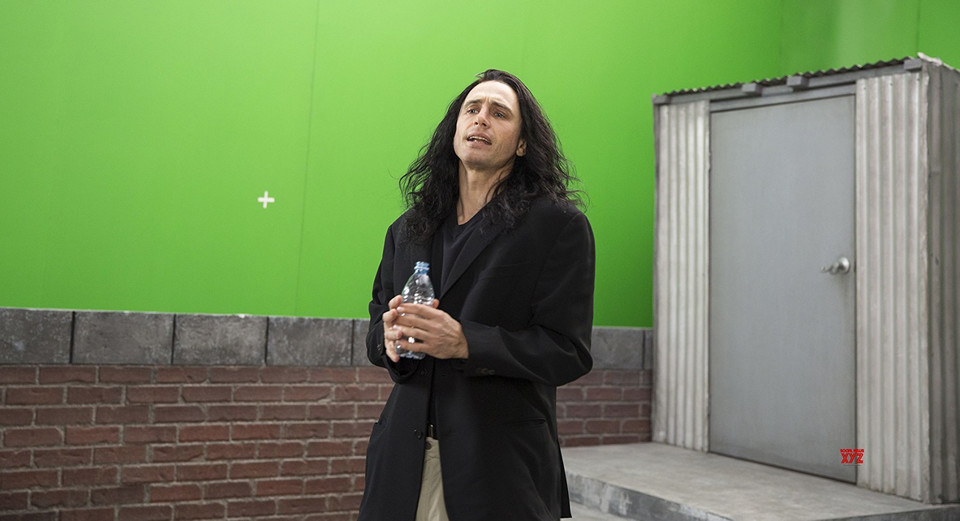"James Franco, ""The Disaster Artist"""