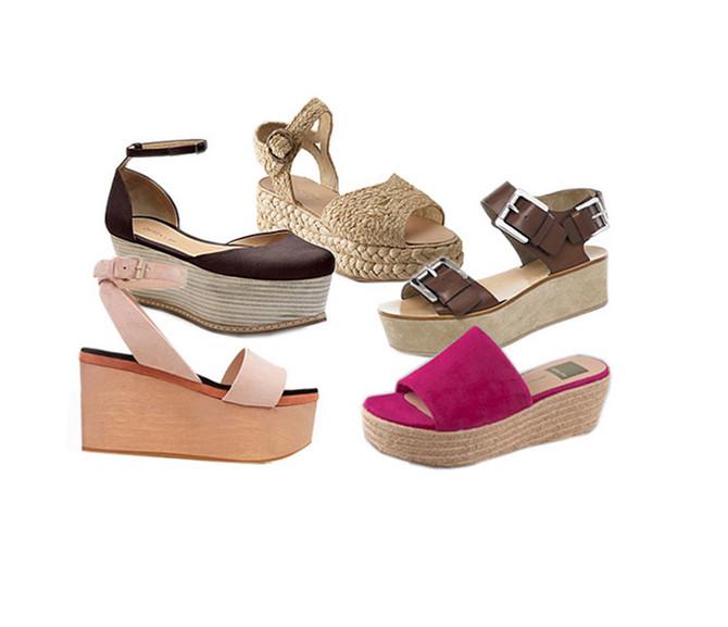 0ac1f1a7a5 Hit sandale za proleće  Nove platforme za sve modne kombinacije ...