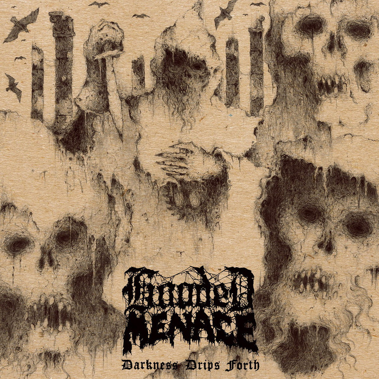 "Hooded Menace – ""Darkness Drips Forth"""