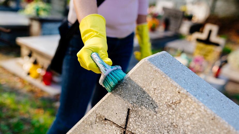 Granit można czyścić na kilka sposobów - Daniel Jędzura/stock.adobe.com