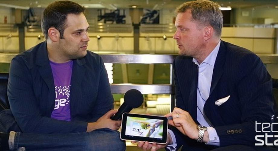 IFA-Interview mit Huawei: G700, P6 in Pink, neue Tablets