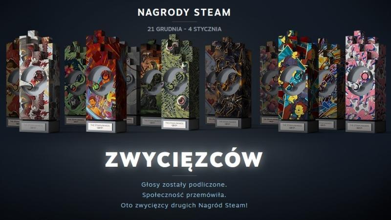 Nagrody Steam 2017