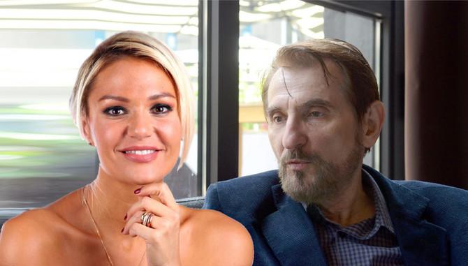 Lena Kovačević i Bora Dugić