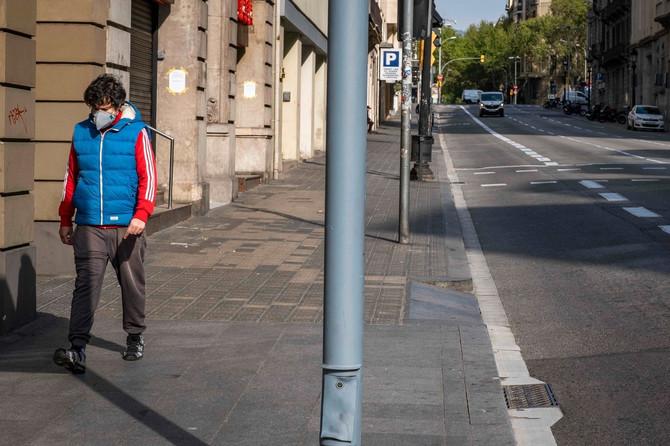 Barselona ovih dana