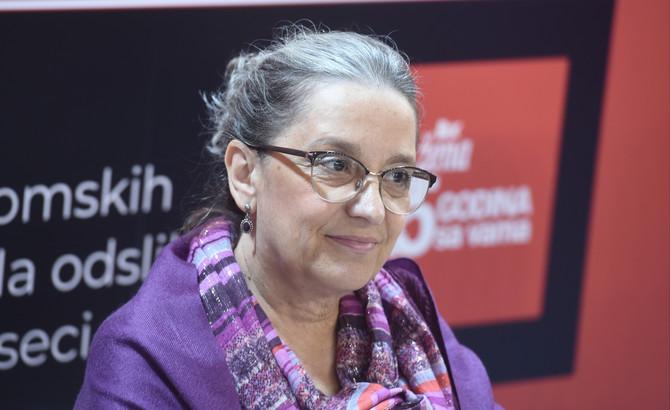 Biljana Đorđević,savetnik Narodnog muzeja i član Nacionalnog komiteta za nematerijalno kulturnonasleđe