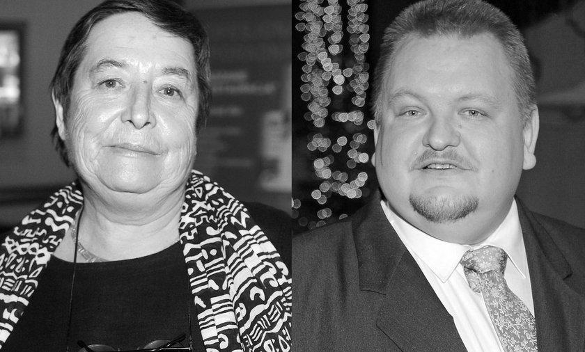 Grzegorz Komendarek i Hanna Szymanderska zginęli w wypadku