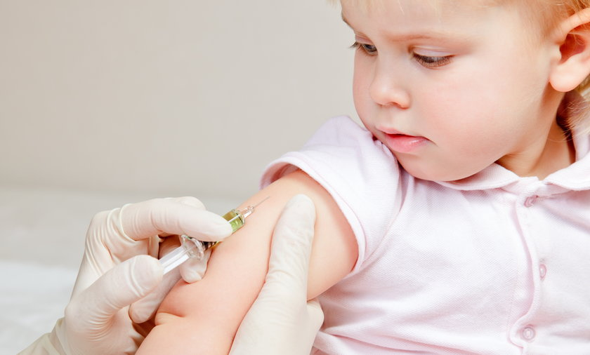 Brakuje szczepionek dla dzieci!
