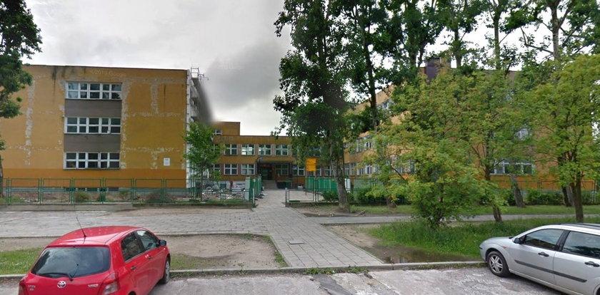8-latek terroryzował uczniów. Przyszedł do szkoły z nożem