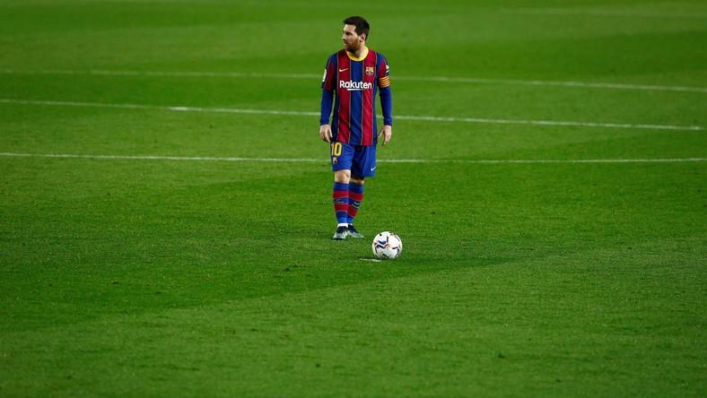Leo Messi. Dostawca: PAP/EPA.