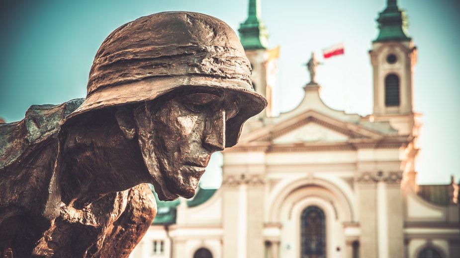 Warszawa: miejsca związane z Powstaniem Warszawskim, przewodnik